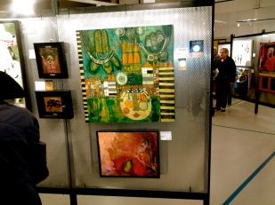 SPAC Art Show in Sidney, BC.