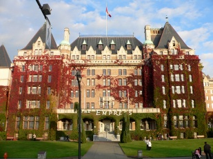Empress Hotel Victoria B.C.